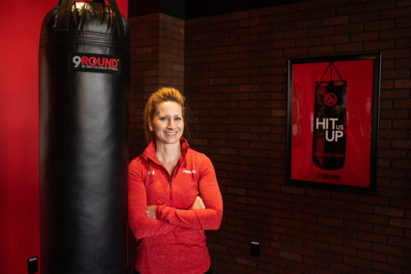 Transformative kickboxing studio springs to life with SBA business loan, CDC Small Business